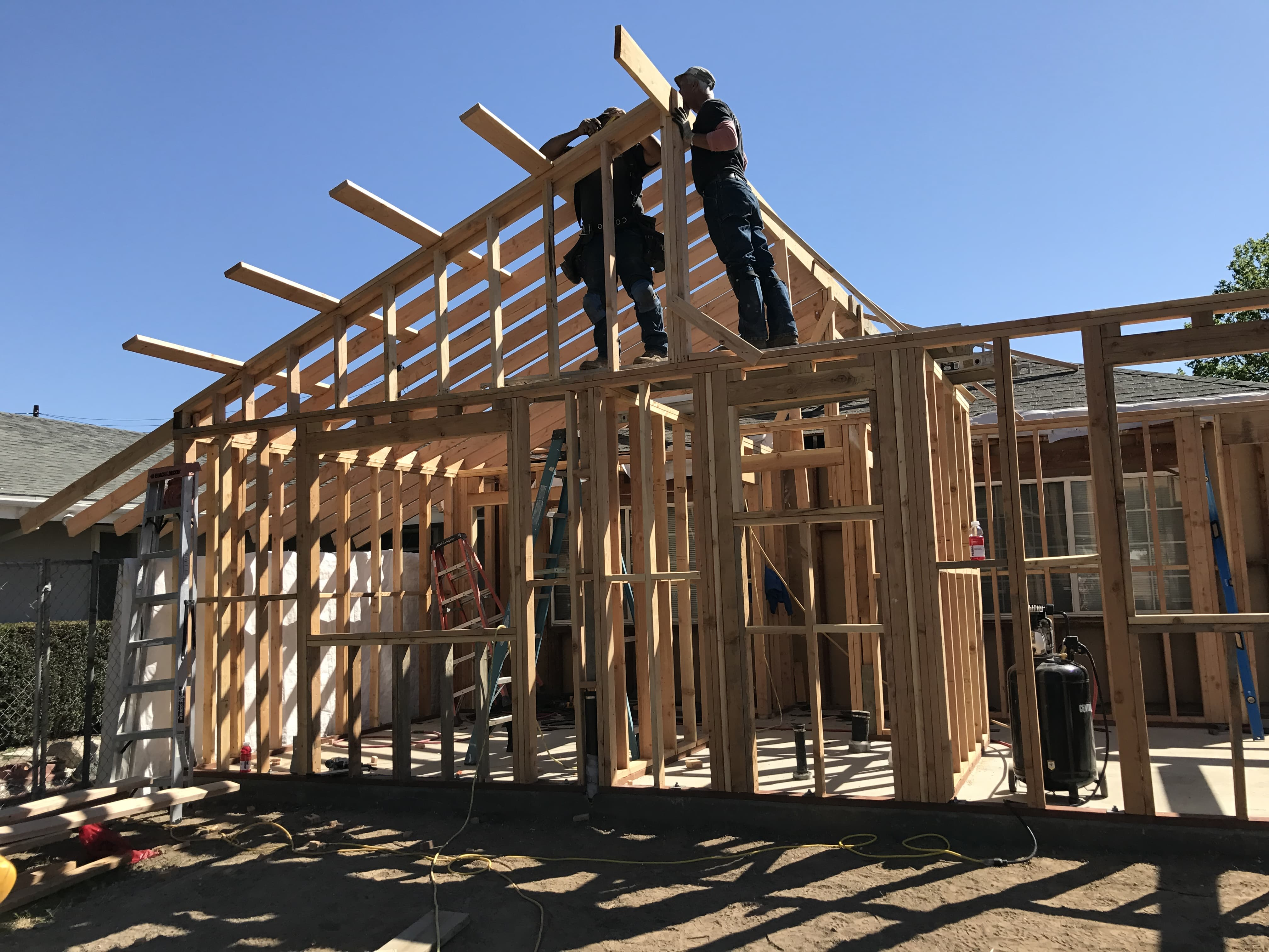 Woodland Hills Home Construction Amerbuild