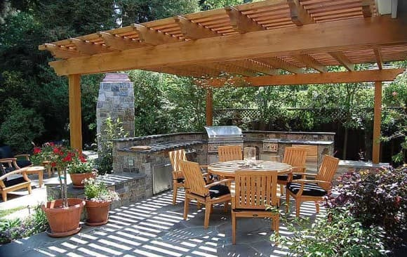 Custom Patios & Decks