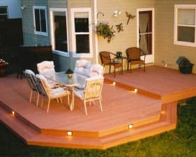 Woodland Hills Home Construction Patios
